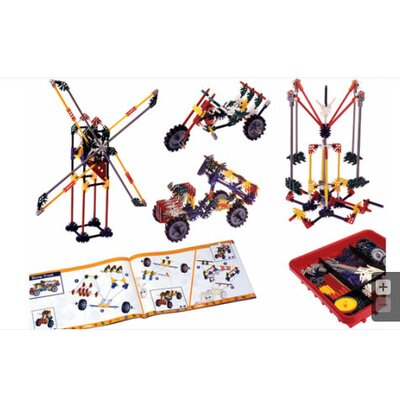 K'NEX Education Discovery Building Set