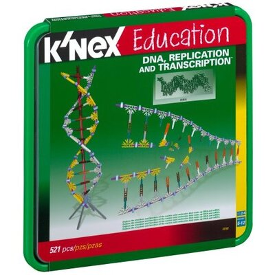 K'NEX Education DNA, Replications and Transcription Set