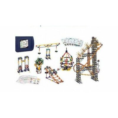 K'NEX Education Simple Machines Deluxe Building Set