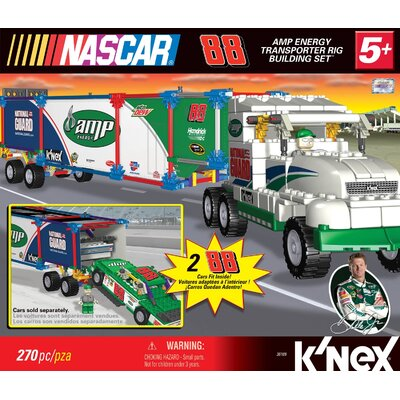K'NEX 88 Amp Energy Transporter Rig Building Set