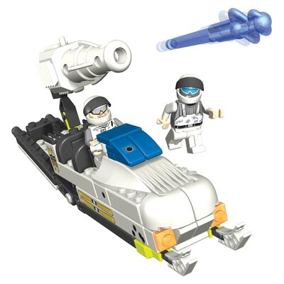 K'NEX C&B Global Defenders: Arctic Force Attack