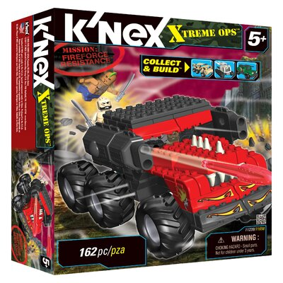 K'NEX C&B Global Defenders: Evil Force Resistance