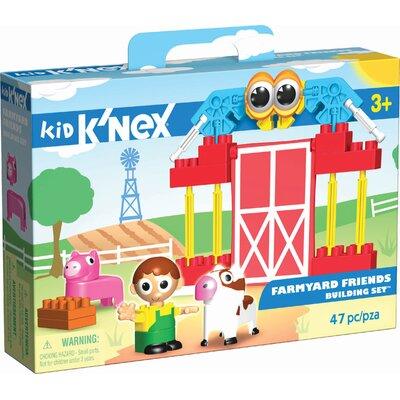 K'NEX Farmyard Friends Building Set