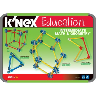 K'NEX Intermediate Math and Geometry