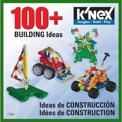 K'NEX CD Big Book of Building Ideas
