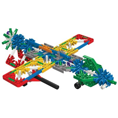 K'NEX Classics Strike Force Bomber Building Set