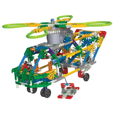 K'NEX Classics Transport Chopper Building Set