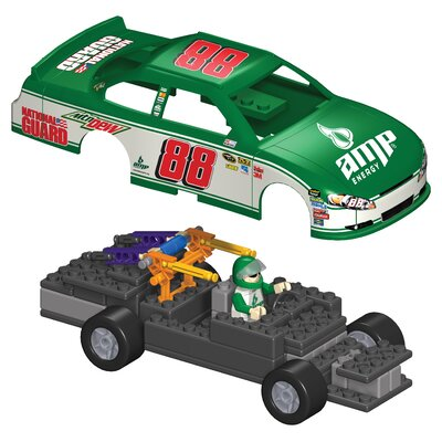 K'NEX NASCAR Amp Energy Car Building Set