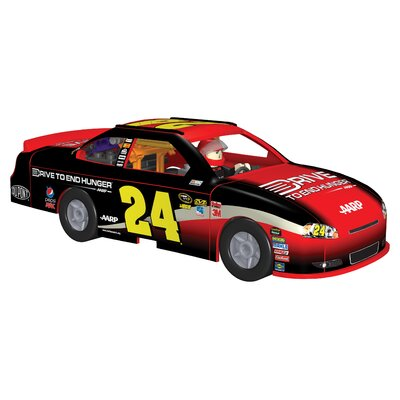 K'NEX NASCAR Drive To End Hunger Car Building Set