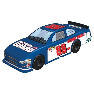 K'NEX NASCAR 24 Drive to End Hunger and 88 National Guard Micro Scale Building Set