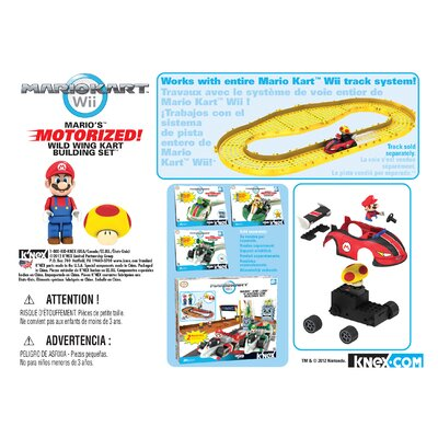 Nintendo Mario's Super Wing Building Set