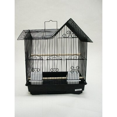 YML Villa Top Bird Cage