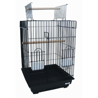 YML Open Top Small Parrot Cage