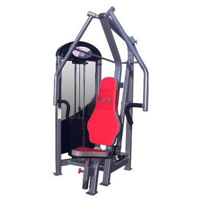 Quantum Fitness Phantom Commercial Converging Upper Body Gym
