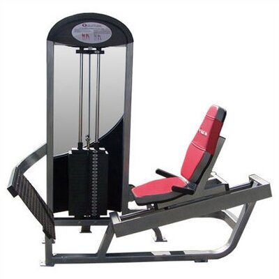 Quantum Fitness Phantom Commercial 15 Degree Leg Press/Calf Raise