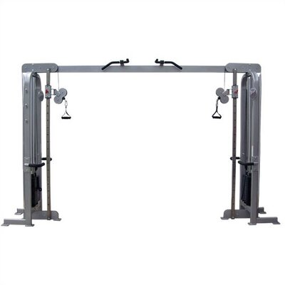 Yukon Fitness Cable Crossover Machine Amp Reviews Wayfair
