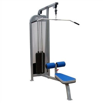 Quantum Fitness I Series Commercial Lat Pulldown