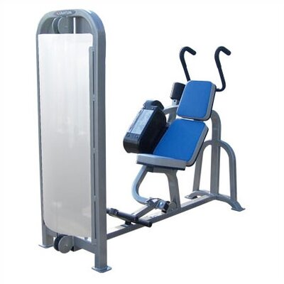 Quantum Fitness I Series Commercial Power Crunch 2500 Abdominal Station