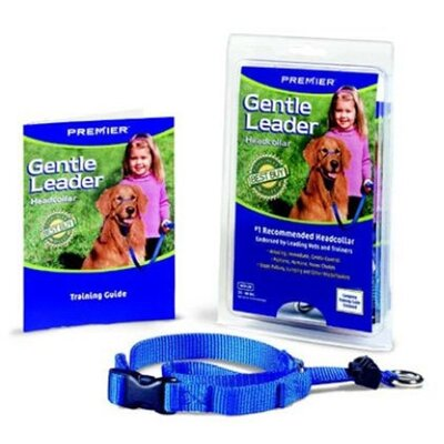 Premier Pet Gentle Leader Quick Release Dog Head Collar