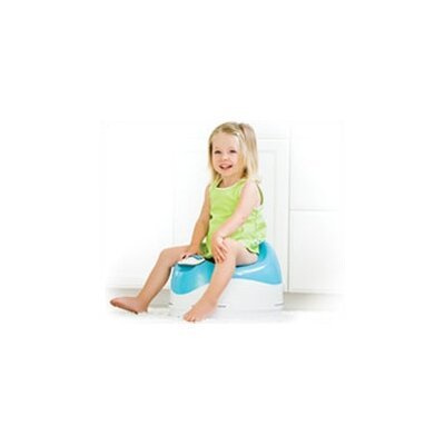 Prince Lionheart PottyPOD Toilet Chair in Blue