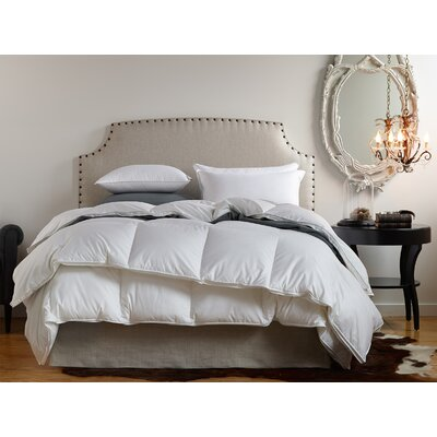 Down Inc. Serenity Classic Baffled Boxstitch Fall Down Comforter