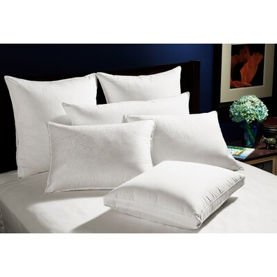 Down Inc. Frontier - Interlined and Overfilled White Duck Feather Sleeping Pillow
