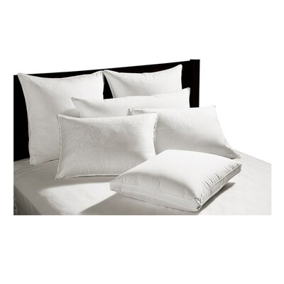Down Inc. Cambric 230 Thread Count 90% Duck Feather and 10% Down Sleeping Pillow