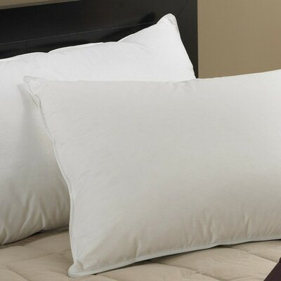 Down Inc. 360 Thread Count Sateen Down Alternative Medium Pillow