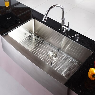 20 Farmhouse Sink : Kraus 35.88