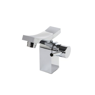 Bathroom Combos Single Hole Unicus Faucet with Single Handle - KEF-14301