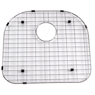 "Kraus Stainless Steel 20"" x 17"" Bottom Grid"