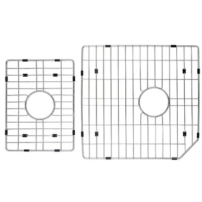 Kraus Stainless Steel 14.4&quot; Bottom Grid for Kitchen Sink
