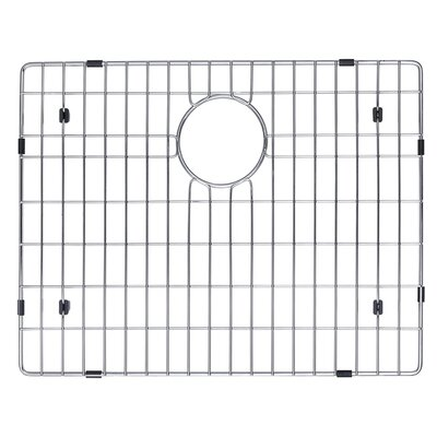 "Kraus Stainless Steel 21"" x 16"" Bottom Grid"