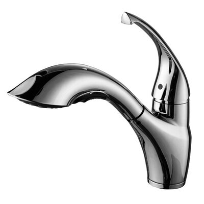 Kraus Kitchen Faucet With Pull Out Spray Amp Reviews Wayfair