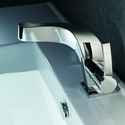 Kraus Bathroom Combos Single Hole Typhon Faucet with Single Handle