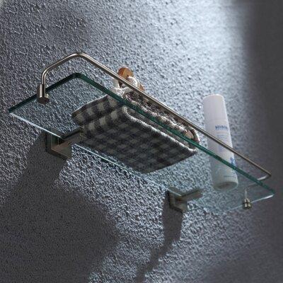 Kraus Aura Shelf with Railing