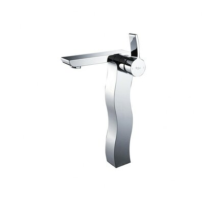 Sonus Single Hole Bathroom Faucet with Single Handle - KEF-14600