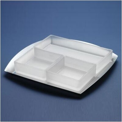 Yamazaki Signature Snack Square Serving Tray