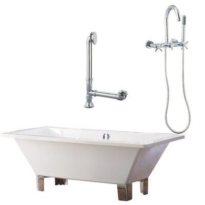 Giagni Tella Contemporary Bathtub