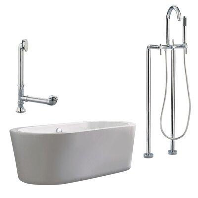 Giagni Ventura Apron Bathtub