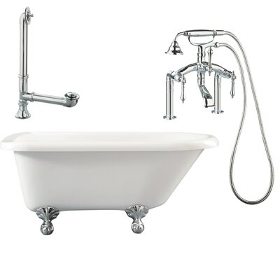 Giagni Augusta Roll Top Bathtub