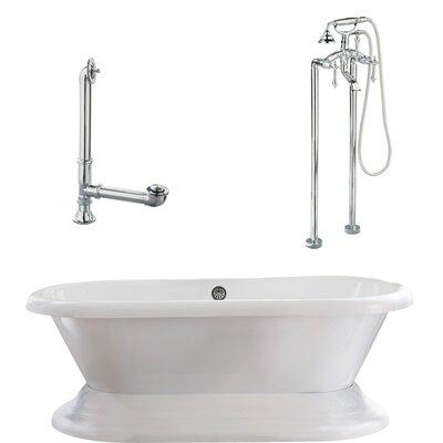 Wescott Dual Bathtub - LW2