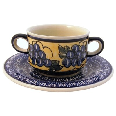 Euroquest Imports Polish Pottery Boleslawiec Stoneware Dinnerware Collection