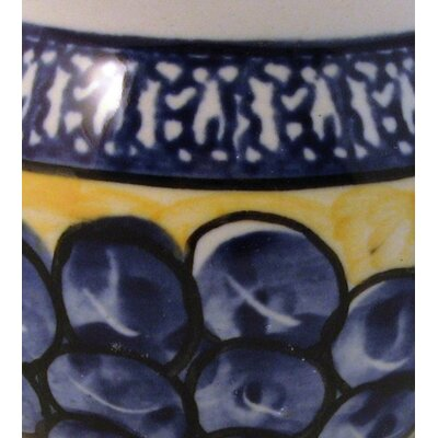 Euroquest Imports Polish Pottery 8 oz. Mug