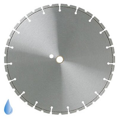 MK Diamond Wet Cutting Segmented Rim Blades MK-480RSL