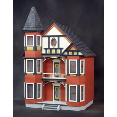 Real Good Toys Painted Lady Dollhouse