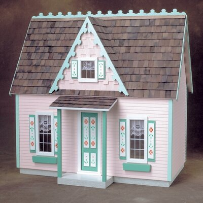 Victorian Cottage Jr. Dollhouse