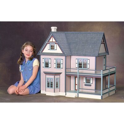 Victoria's Farmhouse Dollhouse