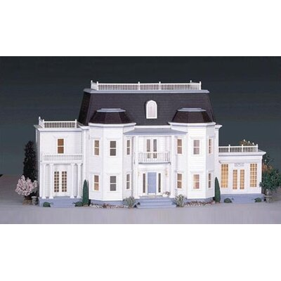 Foxhall Manor Dollhouse Kit
