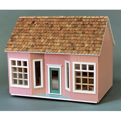 Front-Opening Shoppe Dollhouse